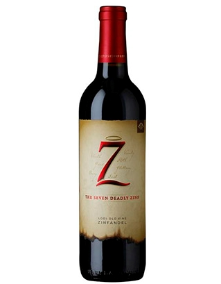 7 DEADLY ZINS - Zinfandel 2015