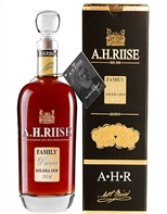 A.H. Riise FAMILY RESERVE SOLERA 1838
