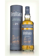 BenRiach 21 46% Single Malt