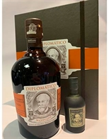 Diplomatico Mantuano plus mini Diplomatico Res. Exclusiva gavesæt