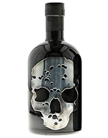 Ghost Skull Silver Vodka 40%