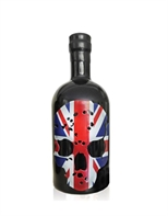 Ghost Skull Union Jack Vodka 40%