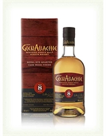 GlenAllachie 8 Years Old Koval Rye Quarter Cask Wood Finish