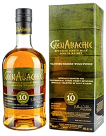 Glenallachie 10 Years Old Speyside Single Malt Oloroso Sherry Wood Finish