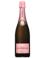 Louis Roederer BRUT ROSE VINTAGE GRAPHIC GIFT BOX