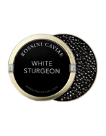 Rossini Caviar White Sturgeon 50 gram